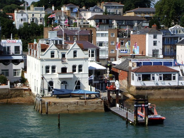 Cowes Waterfront