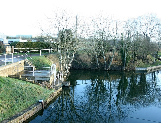 2008 : Wilts & Berks Canal Junction near Semington