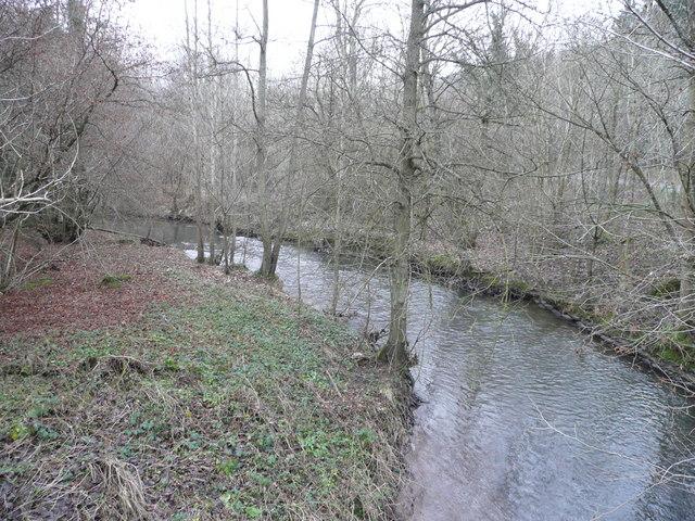 River Onny at Horderley Bridge