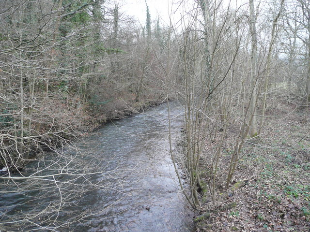 River Onny - downstream