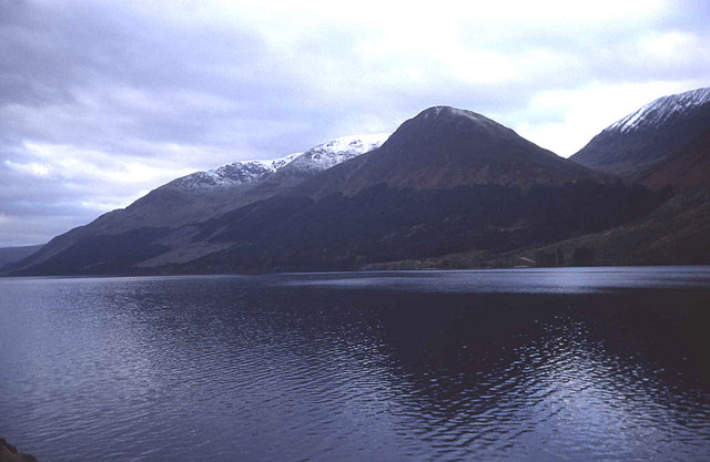 Loch Lochy and Meall Dubh