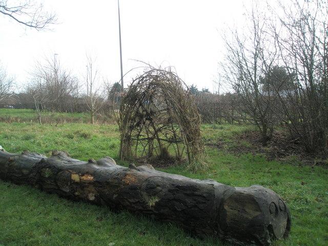 Bothy in Old Duke Meadow