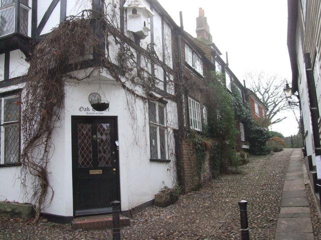 Watchbell Street, Rye, East Sussex