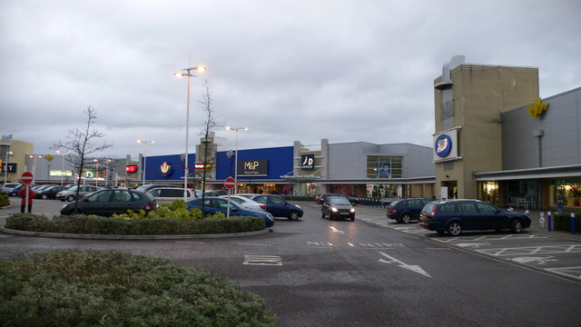 Cheshire Oaks Shopping Centre