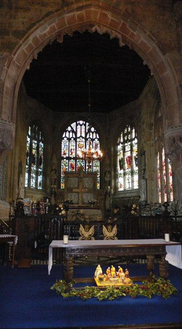 St Giles, Wrexham