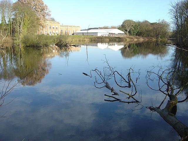 Colwick Hall Lake