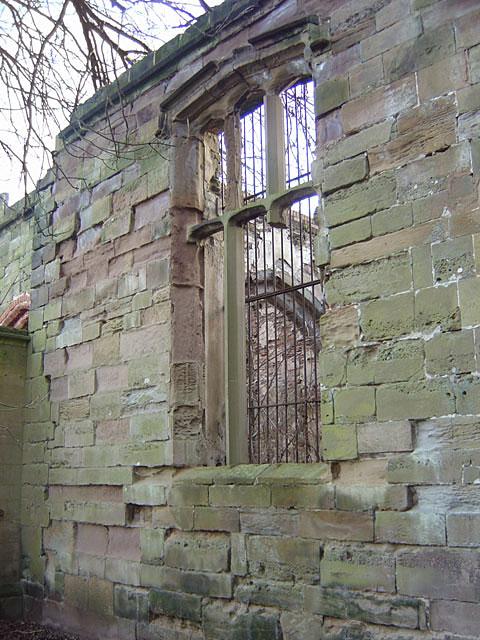 Former church of St John the Baptist, Colwick