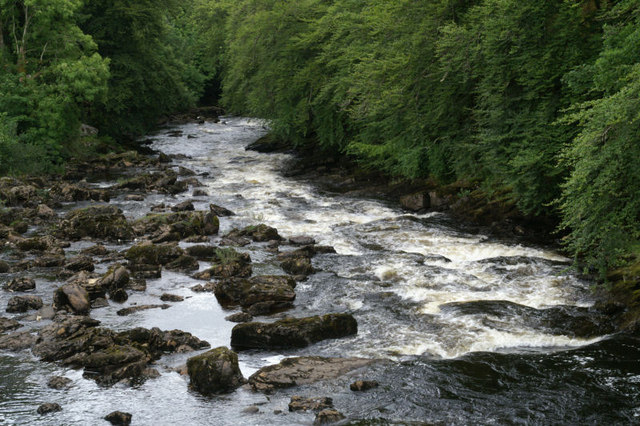 River Dochart at Killin