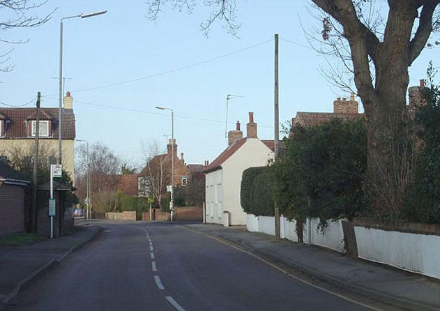 Main Street, Gunthorpe