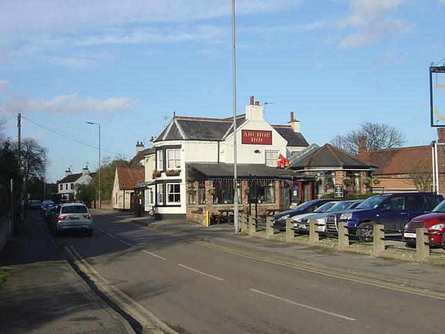Anchor Inn, Gunthorpe