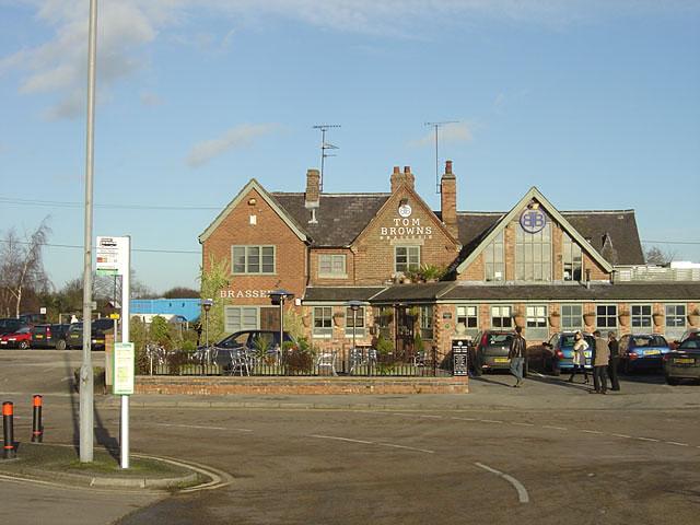 Tom Browns Brasserie, Gunthorpe