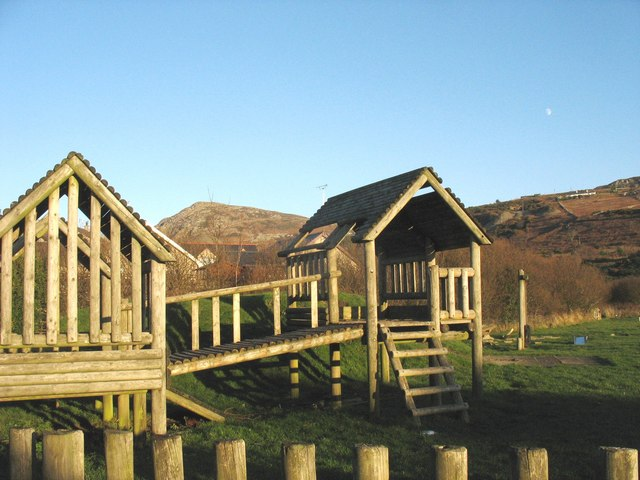 Nefyn's adventure playground