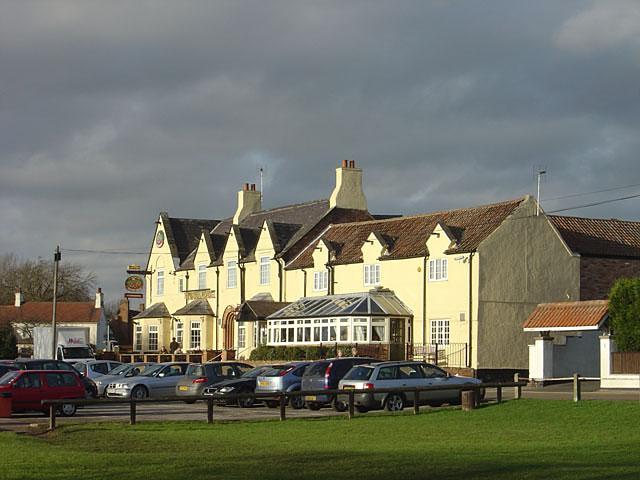 Unicorn Hotel, Gunthorpe