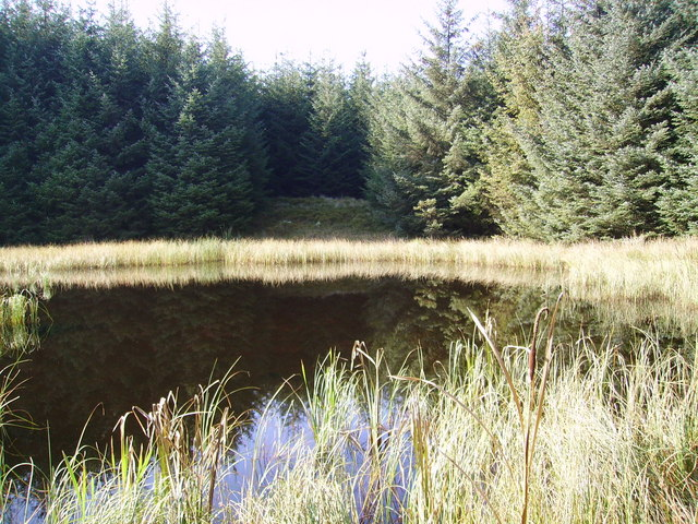 Tarn Little Meldrum