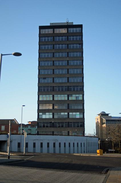 Tyne Bridge House