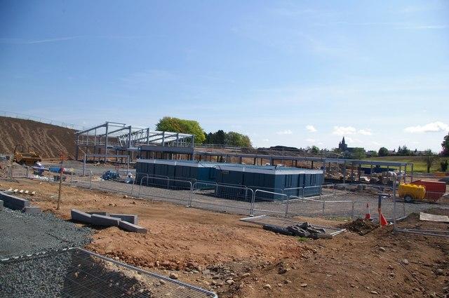 Whitehills School in Forfar due to open 2008