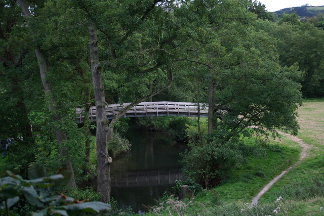 River Clun Footbridge