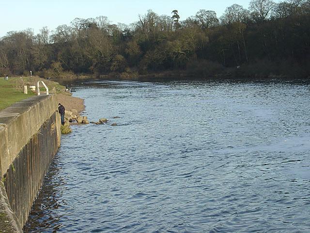 River Trent below Gunthorpe Lock