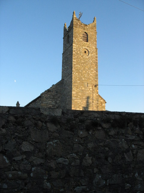 The Bell Tower of St Mary's Church