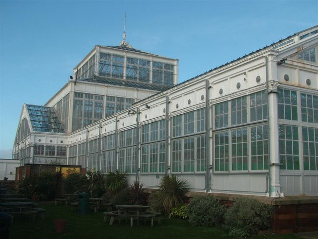 The Winter Gardens, Great Yarmouth.