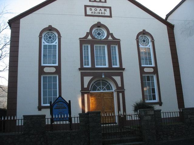 Capel Soar Chapel