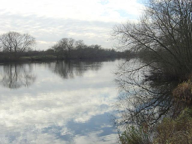 River Trent - the reach above Gunthorpe