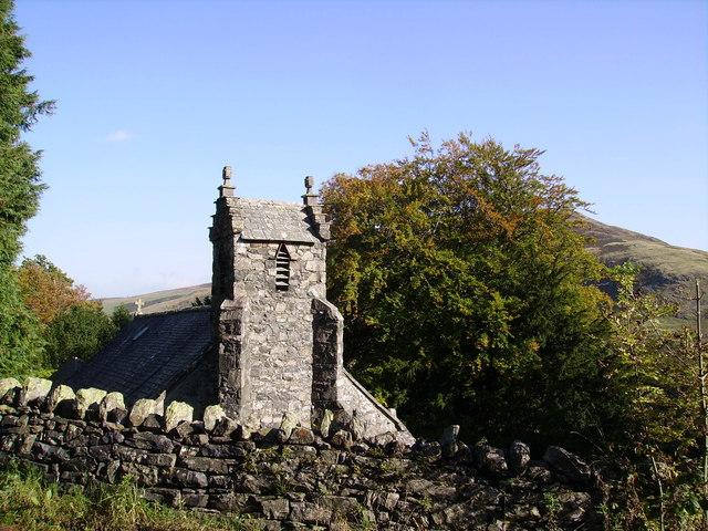 Matterdale Church Tower