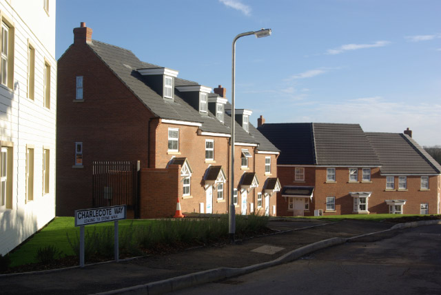 Charlecote Way, Middlemore