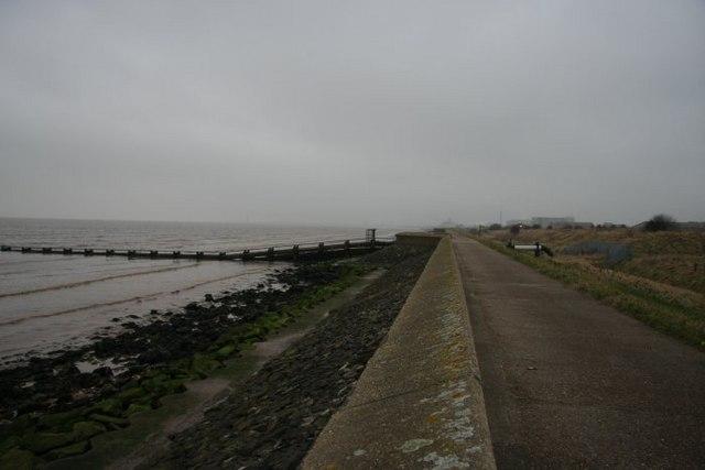 Humber Bank Sea Defences