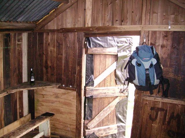 In  Lingy Hut