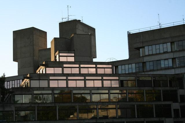 Student accommodation on UEA site