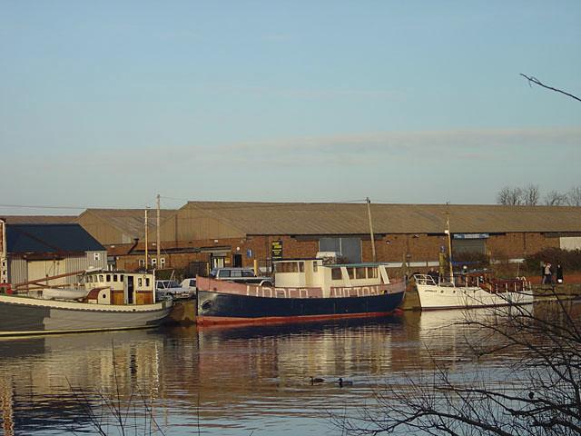 Gunthorpe Marina