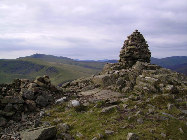 Summit Cairn, Carrock Fell