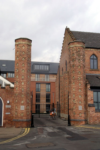Anglo-Scotian Mills, Beeston