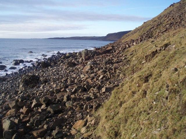 South Mull Coast Scenery