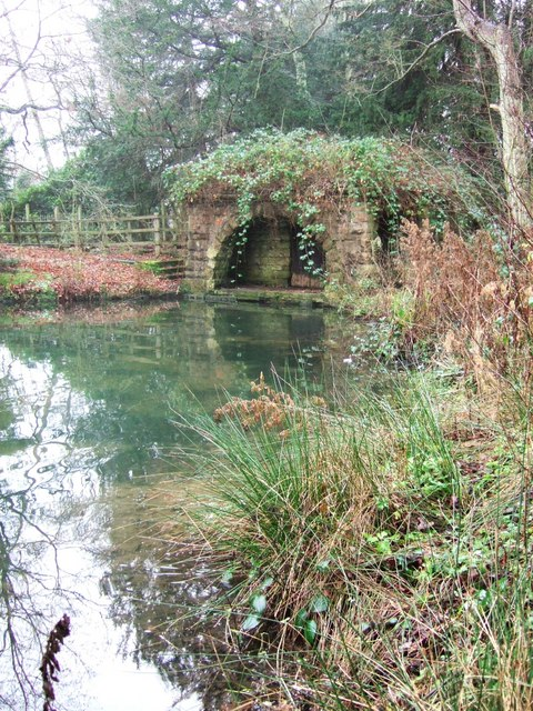 Grotto, Clumber Park