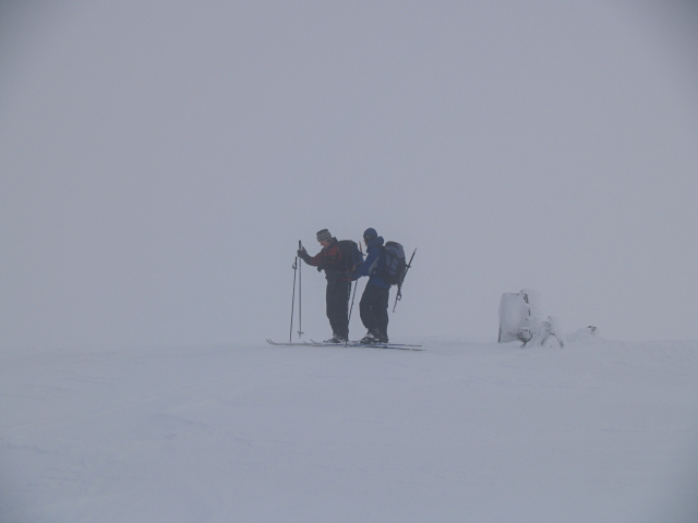 Cairngorm whiteout