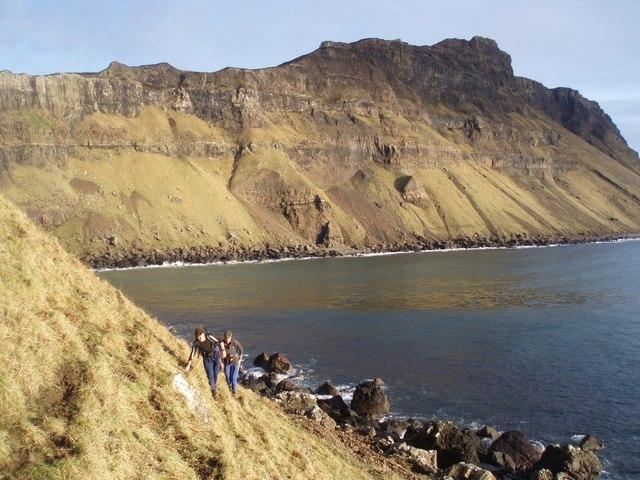 Igneous Escarpments