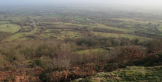 Castlemorton Common from Swinyard Hill