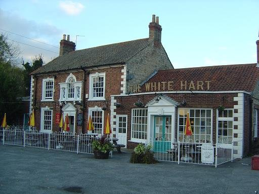 The White Hart pub, Nettleham