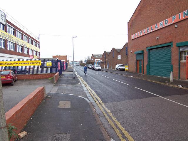 Spyvee Street, Hull