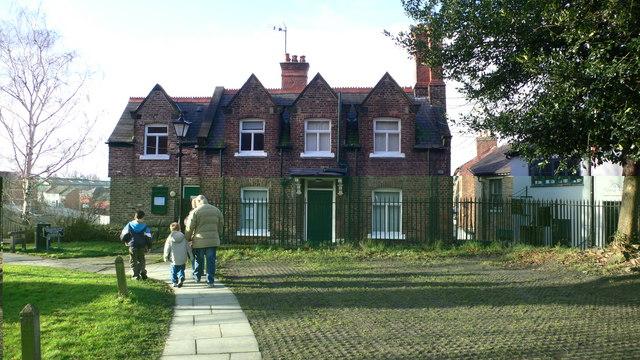 College House, Wrexham