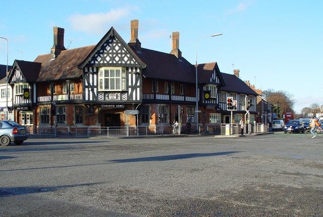 The Haworth Arms Hotel