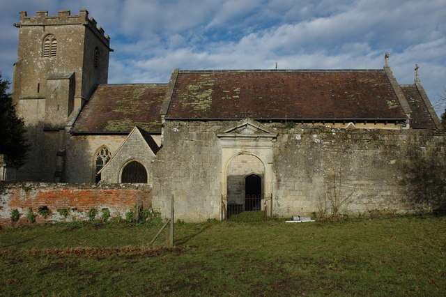 Coberley Church