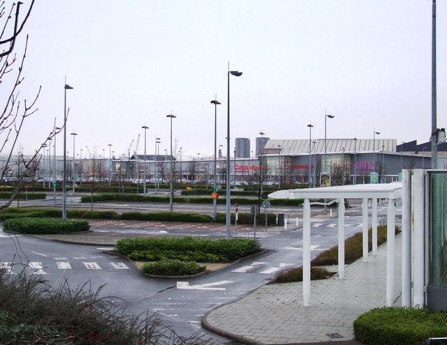 Braehead retail park