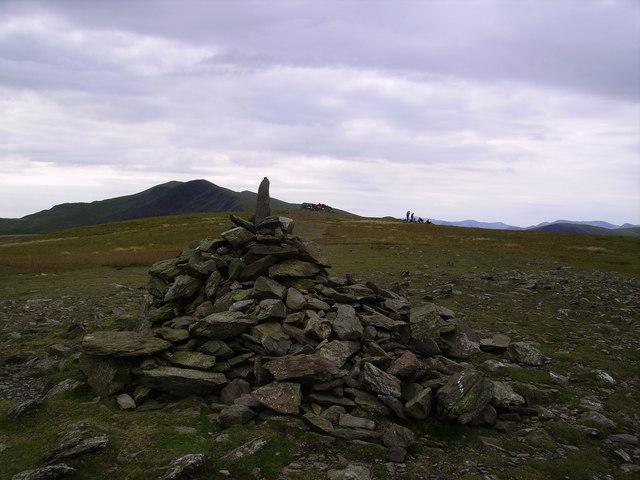 Summit Cairn, Bowscale Fell