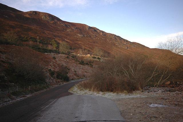 Minor road to Marrel