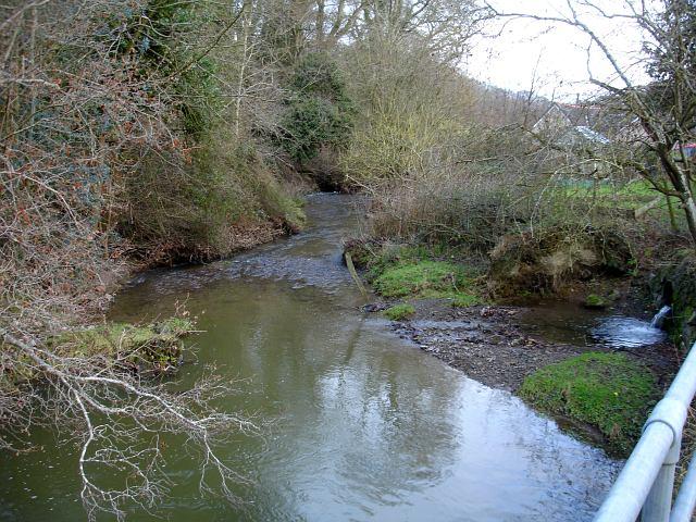 Llifior Brook
