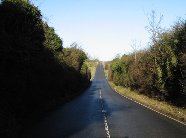 Coffin Hill on the Sandwich Road