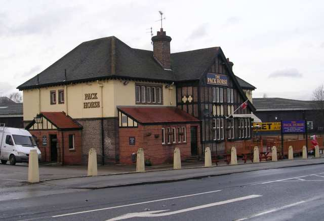 The Pack Horse - Gelderd Road